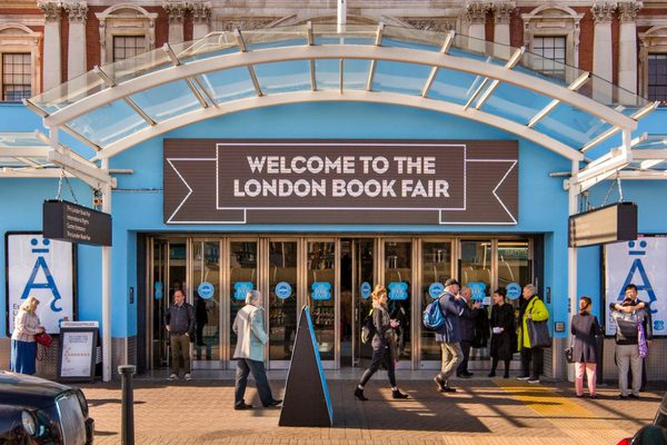 Welcome To The London Bookfair